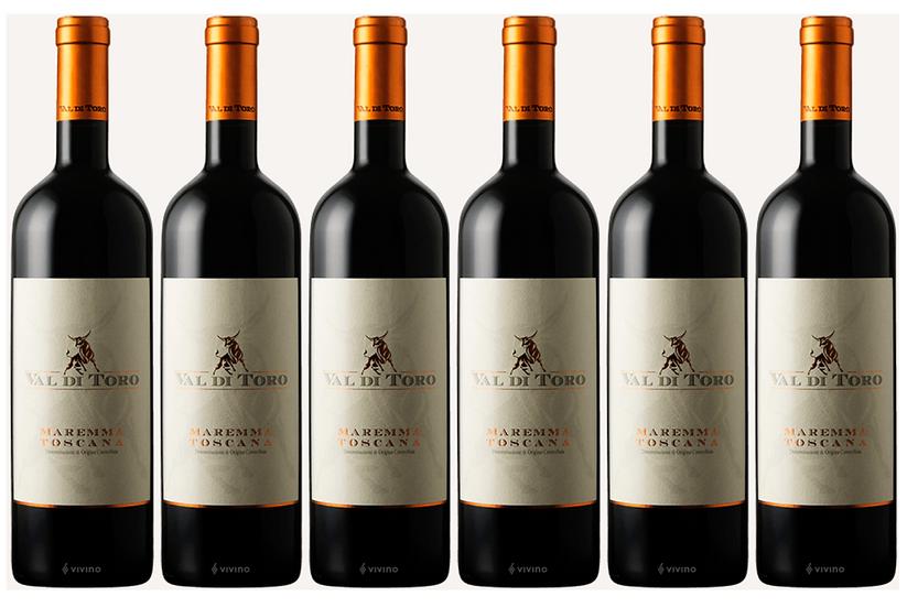 VAL DI TORO 2016 0.75L - 6 bottles - Val di Toro -16,17€/bottle