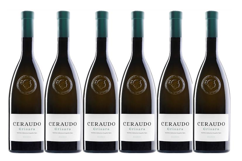 GRISARA 2018 0.75L - 6 bottles - CERAUDO 17€/bottle