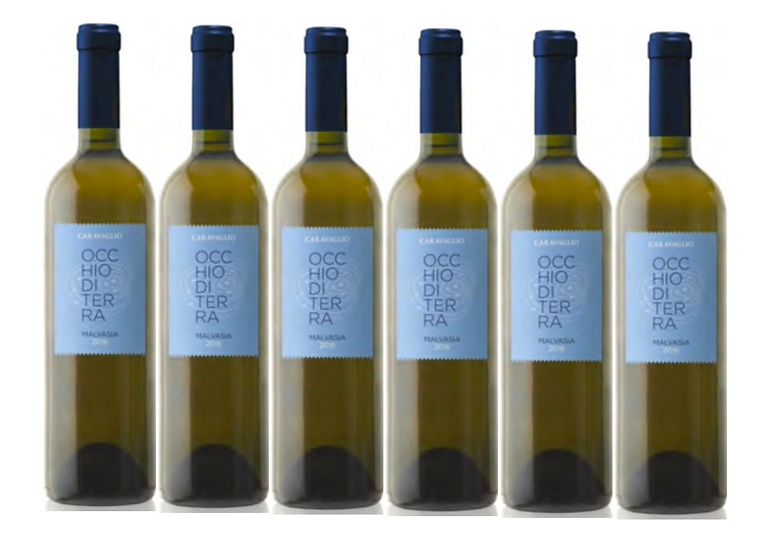 OCCHIO DI TERRA 2018 0.75L - 6 bottles - CARAVAGLIO - 17.7€/bottle