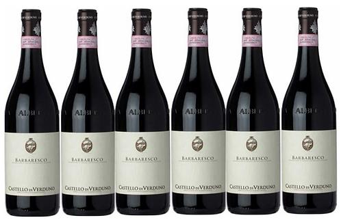 BARBARESCO 2017 0.75L - 6 bottles - Verduno -37,5€/bottle
