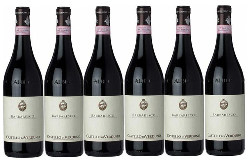 BARBARESCO 2017 0.75L - 6 bottles - Verduno -34,17€/bottle