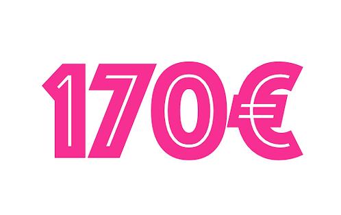 170€ VOUCHER
