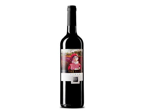VOX LOCI SYRAH 2009 0.75L - 1 bottle - Batzella