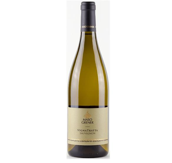 VIGNATRATTA SAUVIGNON -  2017 0.75L - 1 bottle - Az. agricola Maso Gren