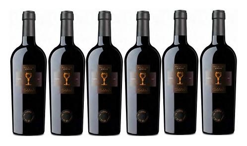 DICIOTTO PRIMITIVO 2016 0.75L - 6 bottles - Schola Sarmenti - 40.5€/bottle