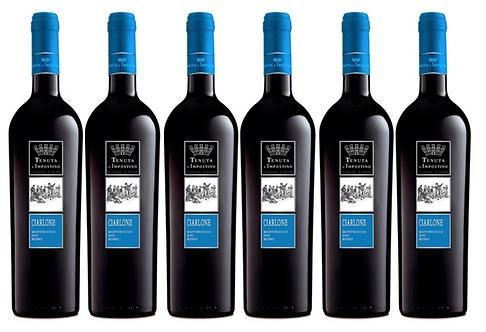 CIARLONE-  2014 0.75L - 6 bottles - L'Impostino -12.8€/bottle