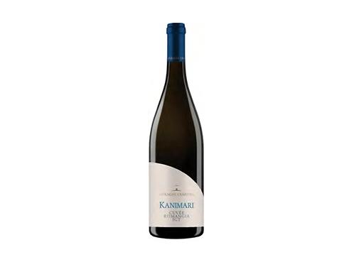 KANIMARI VERMENTINO 2018 0.75L - 1 bottle - NAURAGHE CRABIONI