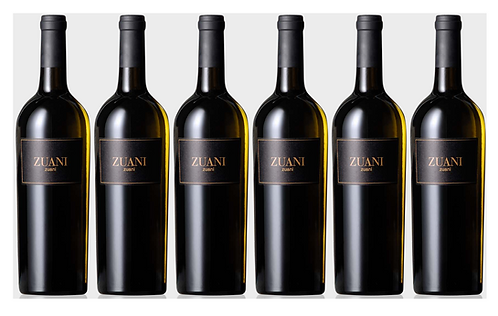 ZUANI ZUANI -  2016 0.75L - 6 bottles -  Zuani -23.7€/bottle