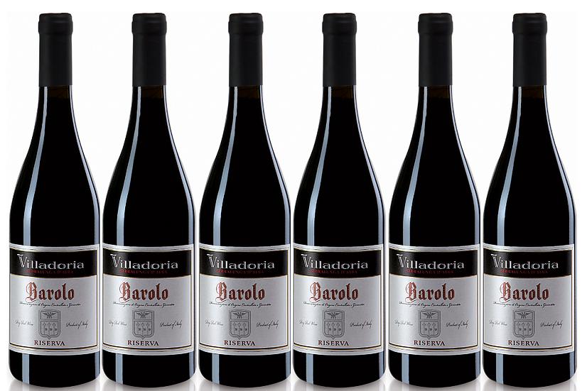BAROLO RISERVA  -  2013 0.75L - 6 bottles - Villadoria - 55.3€/bottle