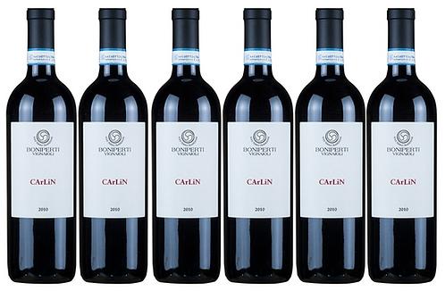 CARLIN NEBBIOLO - 6 bottle - Boniperti - 14,8€/bottle