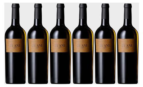 ZUANI VIGNE -  2017 0.75L - 6 bottles - Zuani -14.8€/bottle