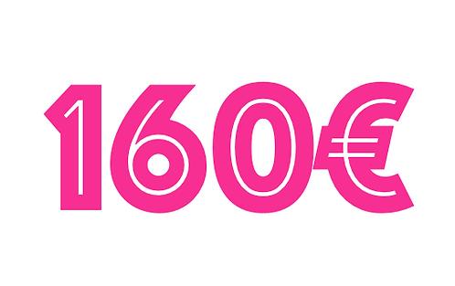 160€ VOUCHER