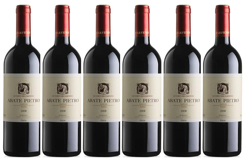 ABATE PIETRO - 6 bottles - Le Corti -24.2€/bottle
