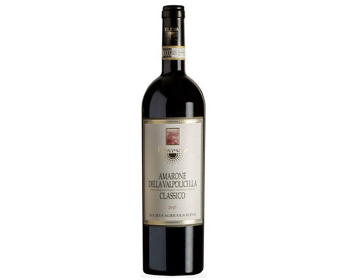 PIOVESOLE AMARONE -  2015 0.75L - 1 bottle - Az. agricola Eleva