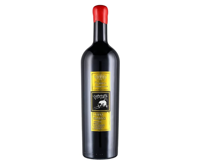 LUPO BIANCO SUPERTUSCAN -  2011 0.75L - 1 bottle - Tenuta l'Impostino