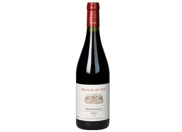 MONTECARLO ROSSO 2017 0.75L - 1 bottle - Fattoria del Teso