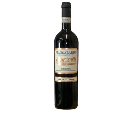 PIANGALARDO - BAROLO 2015 0.75L - 1 bottle - Az.agricola Colle Manora