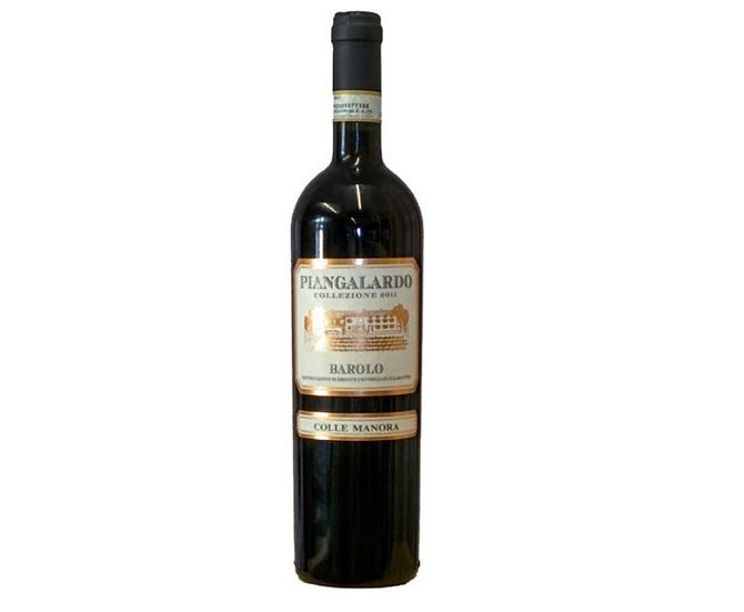 PIANGALARDO - BAROLO 2013 0.75L - 1 bottle - Az.agricola Colle Manora