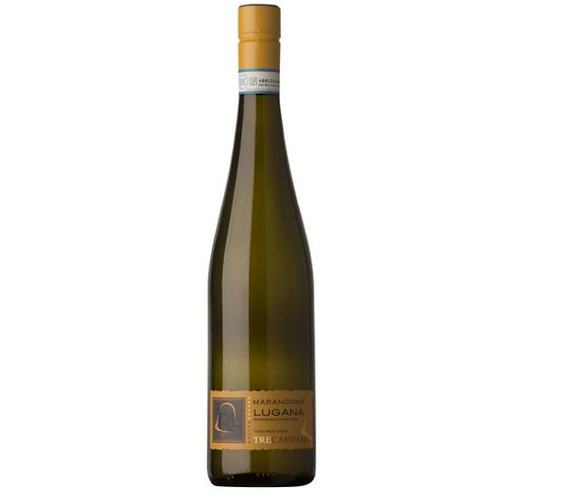 TRE CAMPANE LUGANA -  2017 0.75L - 1 bottle - Az. agricola Marangona