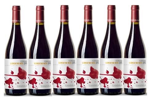 PERMANO NERO -  0.75L - 6 bottles - TERENZUOLA -32€/bottle