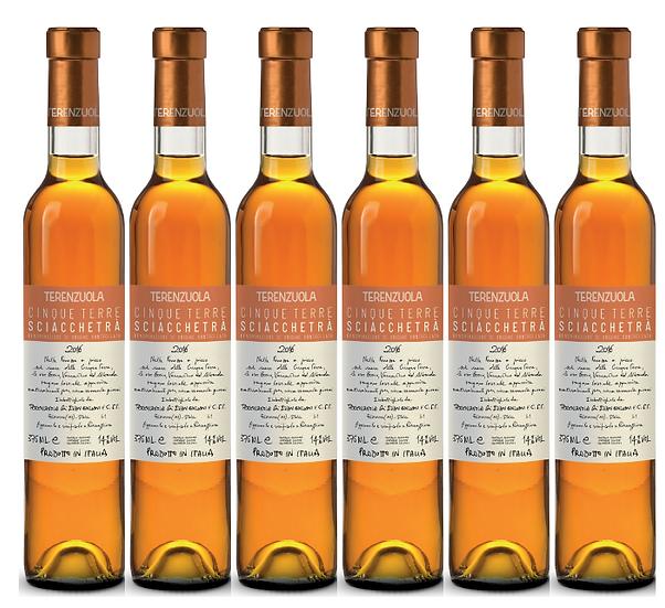 SCIACCHETRÀ CINQUETERRE DOC 2016 0.375L - 6 bottles - Terenzuola -49,5€/bottle