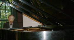 Recording on Van Cliburn's Piano