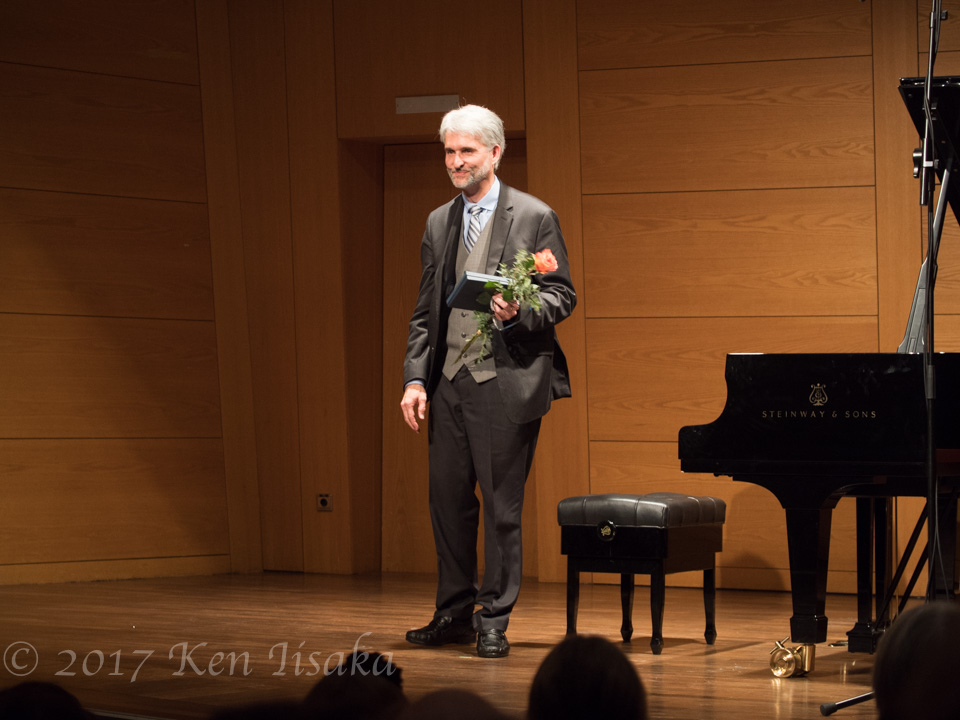 Performing at Gasteig in Munich
