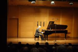 Performing at Gasteig in Munich