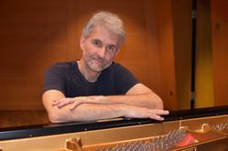 Rehearsing at Gasteig in Munich