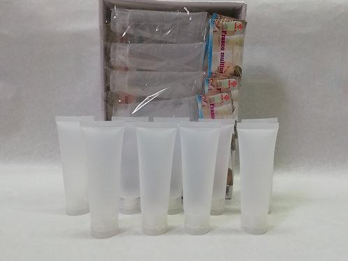 Caixa c/ 30 unidades - Frascos de Plástico (Vazios) - 50mL (IVA Incluído)