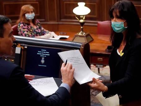 Sánchez adelanta más medidas de alivio en el confinamiento antes del 9 de mayo
