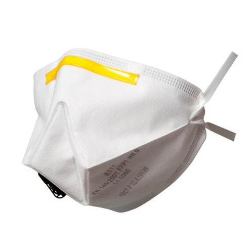 Pack 5 - Máscaras 3M FFP1 c/ filtro lateral K111 (IVA Incluído)