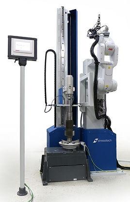 RoboScan for measuring various vertical