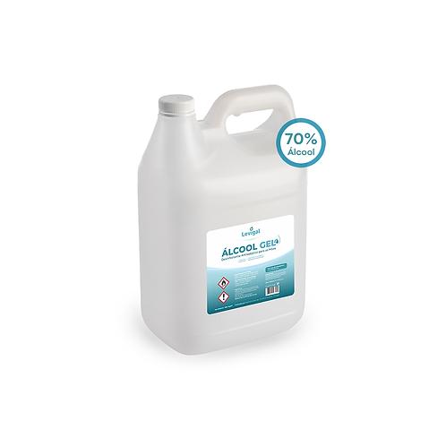 Garrafão Álcool Gel Ati-séptico 70% - 5 Litros (IVA Incluído)