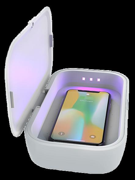 Esterilizador de caixa MyGuard UV c/ carregamento wireless