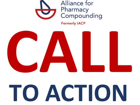 Speak out to avoid losing access to Compounded Medications