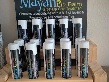 Mayan Lip Balm is the BOMB!