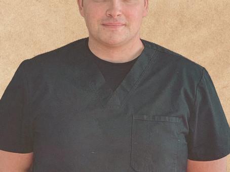 Welcome Pharmacy Intern Zach Zawacki to RCP