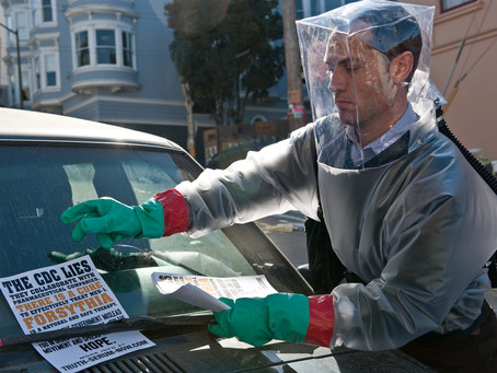 """Our Pandemic: 10 Years After """"Contagion"""""""