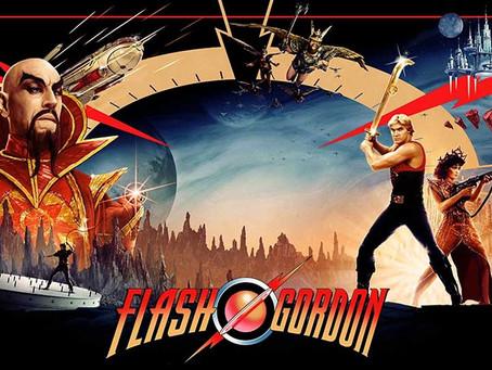 Flash Gordon at 40