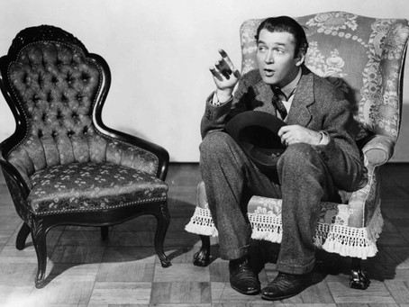 Harvey and the Infectious Kindness of Jimmy Stewart