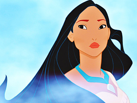 And the Winner Isn't…Pocahontas