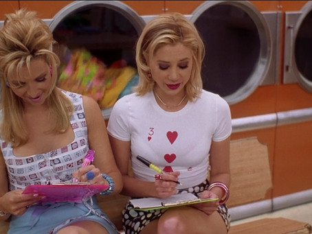 Romy and Michele: Happy Galentine's Day