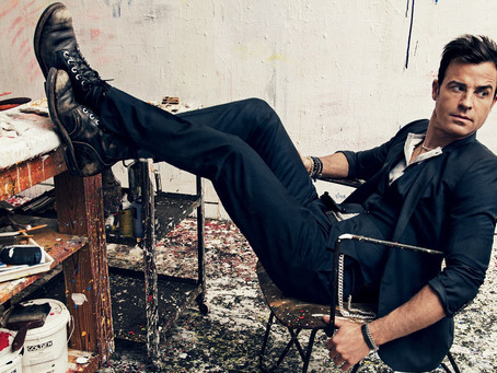 Justin Theroux Turns 50