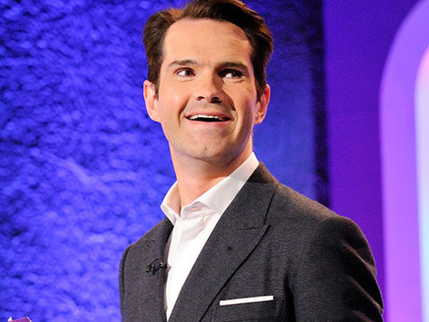 ARTICLE: It's Jimmy Carr's Quiz & We're Just Living in It