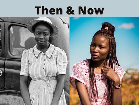 Black & Burnt Out Presents: Black Mental Health Then & Now