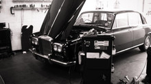 Rolls-Royce Car Air Conditioning upgrade