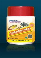 cichlid omni pellets