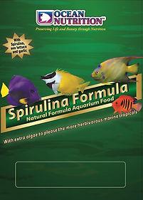 spirulina formula