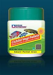 cichlid vegi pellets
